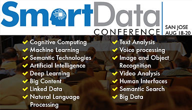 Smart Data Conference, San Jose