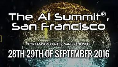 The AI Summit in San Francisco: The AIconics Awards