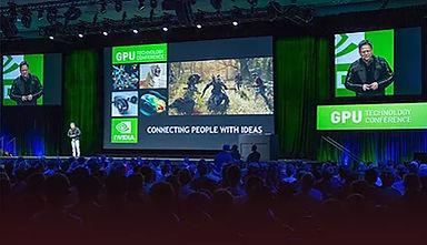 Nvidia GPU Technology Conference Asia, Singapore
