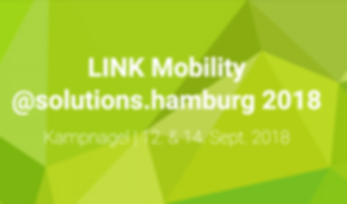 LINK Mobility @solutions.hamburg 2018