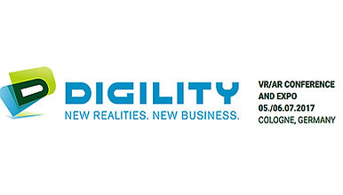 Digility 2017   VR/AR Conference and Expo
