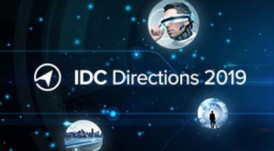 IDC Directions 2019