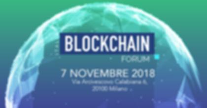 Italia Blockchain Forum