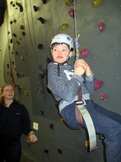 Lineham Farm - Climbing
