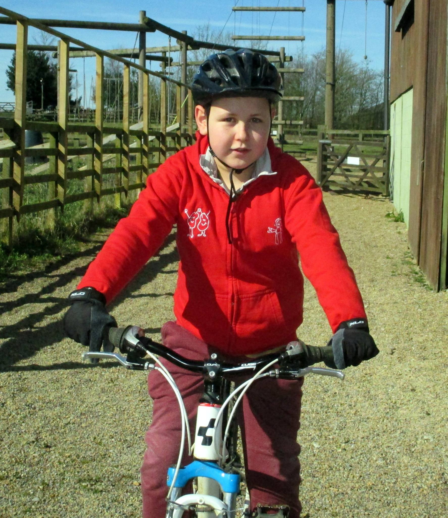 Lineham Farm - Biking