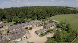 Lineham Farm Aerial View