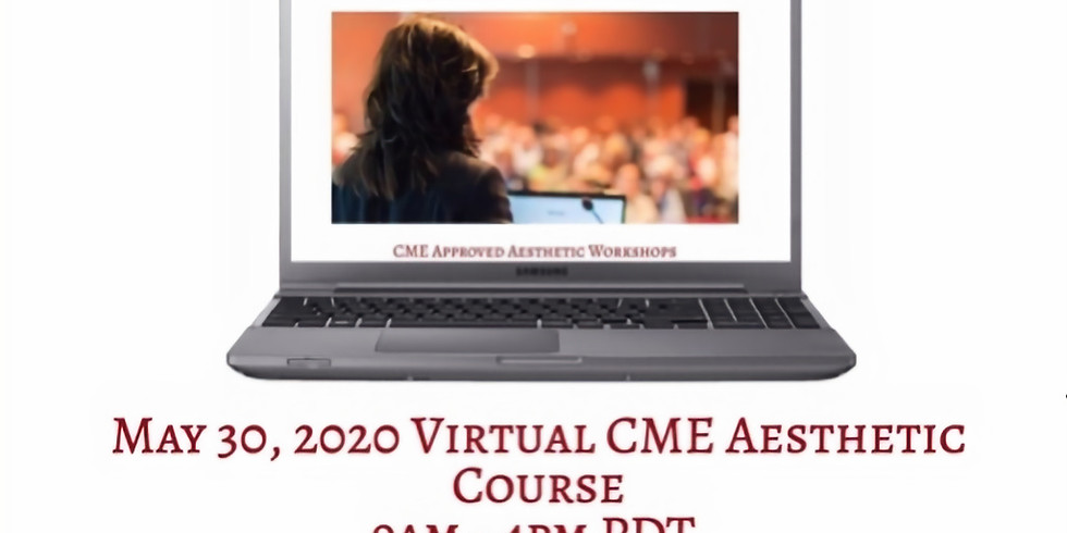 Virtual Aesthetic CME Course (May)