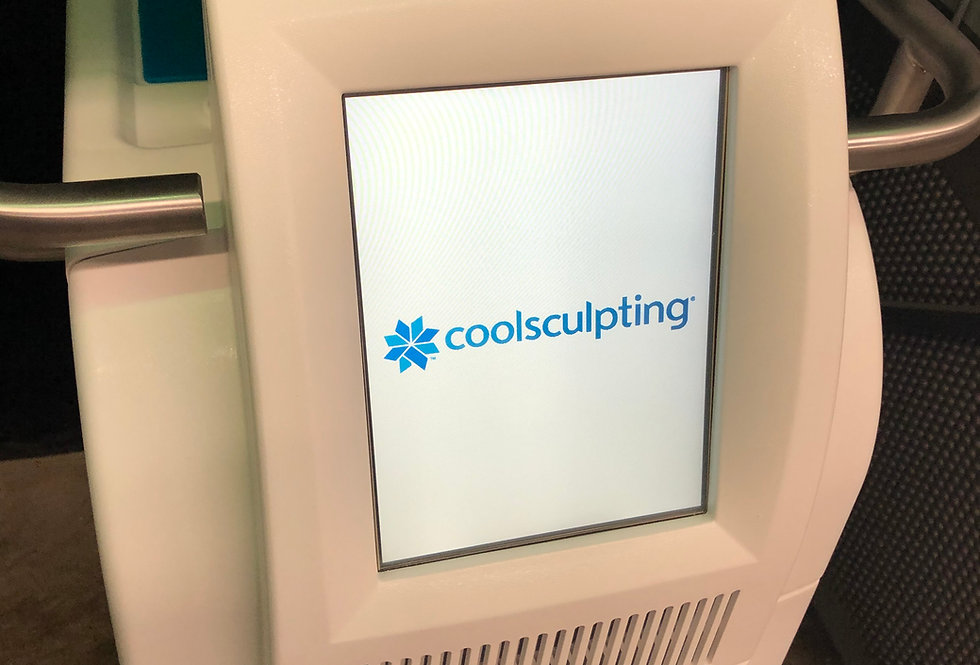 Coolsculpting w 4 Applicators