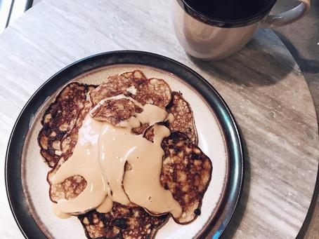4-Ingredient Banana Egg Pancake Recipe