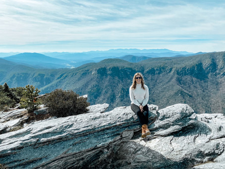 A Winter Getaway Guide For People Looking For Exercise, Adventure and Local Food Finds in Boone, NC