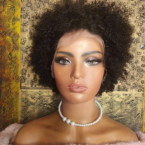 kinky lace front afro wig nalela hair nairobi kenya