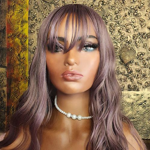 "22"" pink wavy wig nalela hair nairobi kenya"