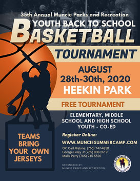 35th Annual Youth Basketball Tournament