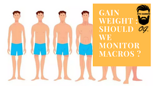 process of gain weight
