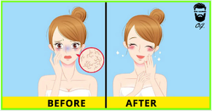 How to apply toner