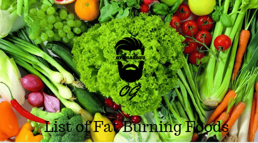 List of Scientifically Proven Fat Burning Foods | Weight Loss Part V
