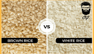 nutritional fact of brown rice