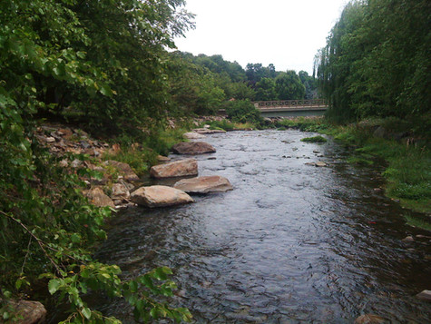 Swiftwater Creek Restoration