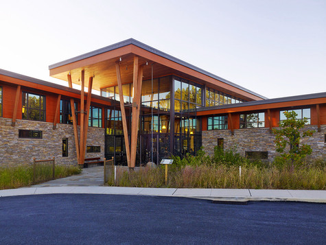 Haverford Reserve  Community Recreation & Environmental Center