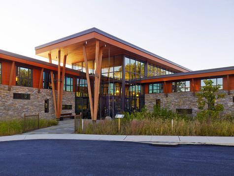 Haverford Reserve  Community Recreation & Environmental Center