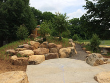 Abington Friends School Nature Playscape