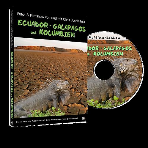 ECUADOR - GALAPAGOS & KOLUMBIEN