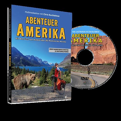 Abenteuer Amerika - mit dem Rad von Alaska bis Mexiko