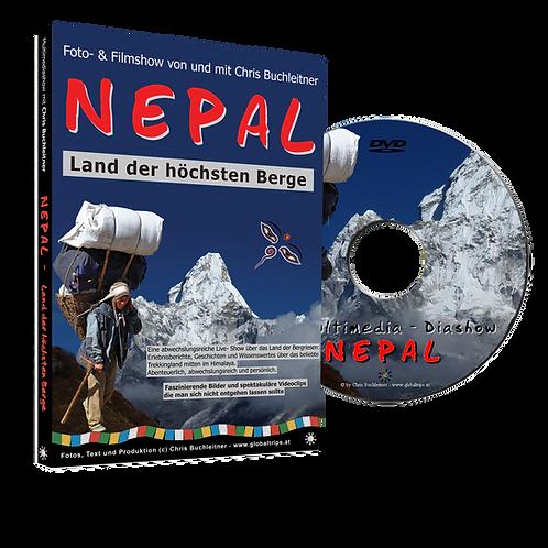 NEPAL - Land der höchsten Berge