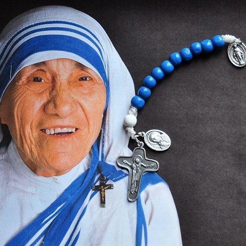 St. Mother Teresa's Speedy Novena Ultimate Decade Rosary