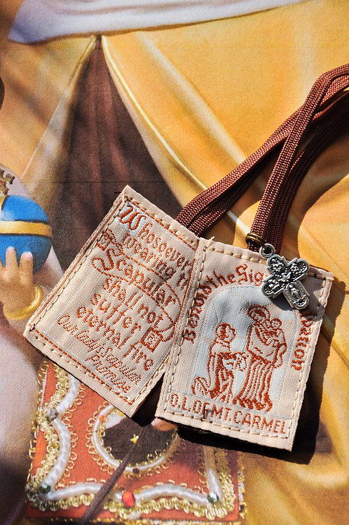 The Ultimate Brown Scapular