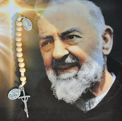 St. Pio's Ultimate Decade Rosary against Anxiety and Stress