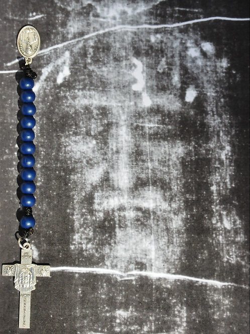 Holy Face Ultimate Decade Rosary for Miracles