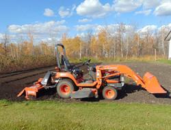Kubota Lawn Tractor