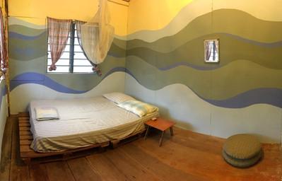 Sea Gipsy Hostel Mural