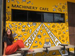 MCB Mural