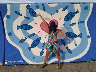 Sea Love Mural