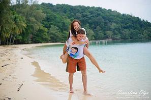 Лавстори в Тайланде. Свадьба в Тайланде