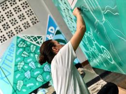 DnD Mural