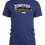 Thumbnail: Tongass Fish Forest Tee Blue
