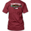 Thumbnail: Tongass Fish Forest Tee Red