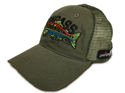 Tongass Fish Forest Hat