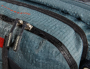 Close up of the Tongass 650 Water Proof Waist-Pack.