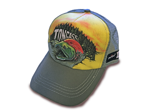 Tongass Alive Foam Hat