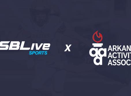 Arkansas Activities Association announces partnership with SBLive Sports