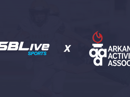 Arkansas Activities Association announces partnership with SBLive Sports