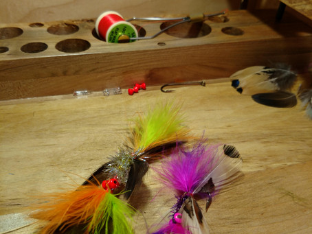 Bear River Tackle Announcement – Design Your Own Fly