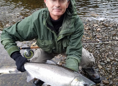 Salmon Fishing - Southeast Alaska – New Pattern Trials