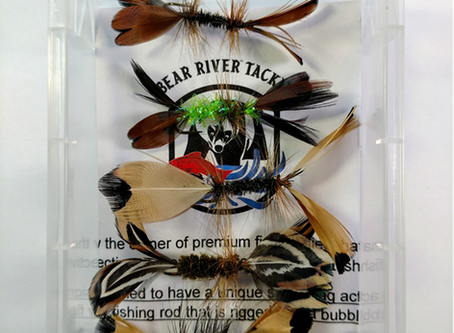 Holiday happenings with Bear River Tackle