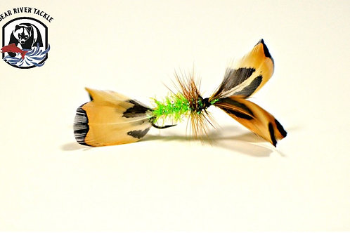 Craw: Gold-EY Chartreuse