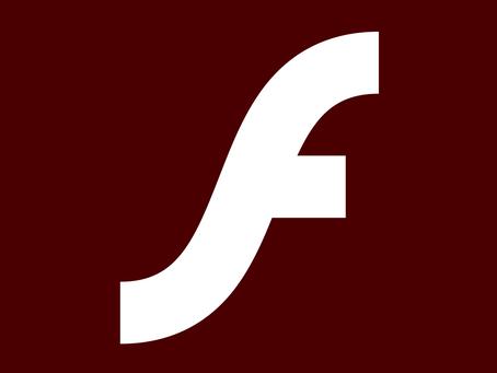 Bye Bye Flash